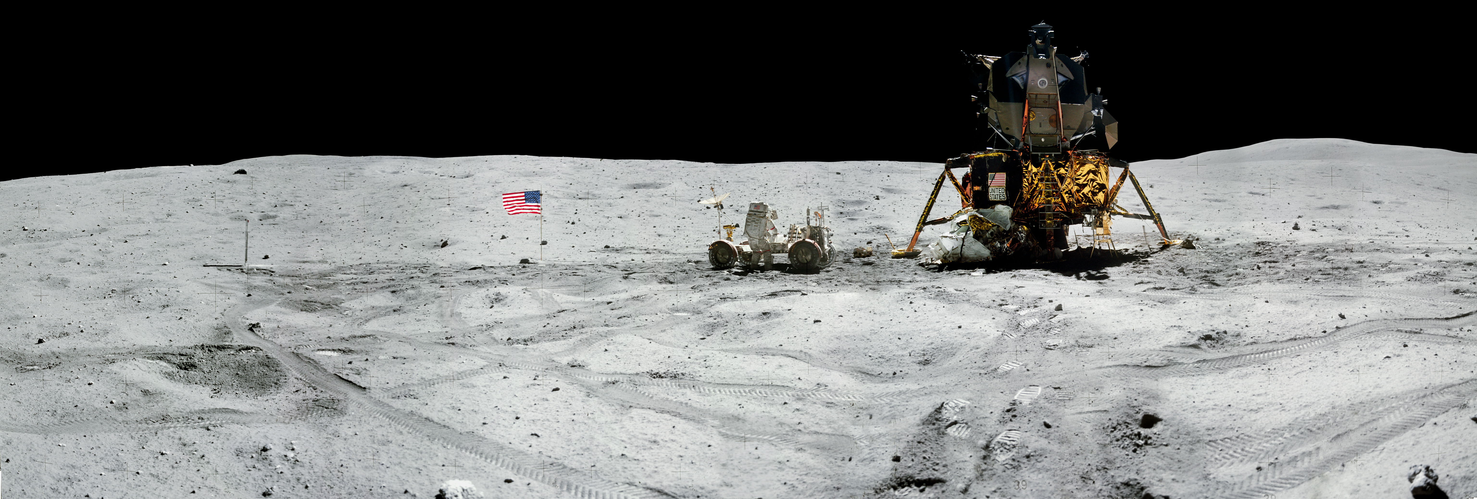 This Month in NASA History: NASA's Fifth Moon Landing - APPEL Knowledge Services