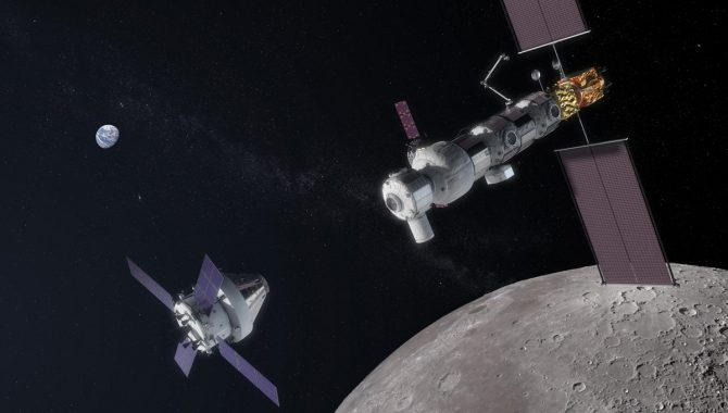 NASA Report Outlines Plan for Sustained Moon Presence