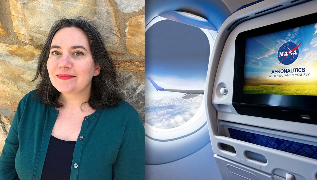 Aeronautics Research Mission Directorate CKO Tiffany Smith. Credit: NASA