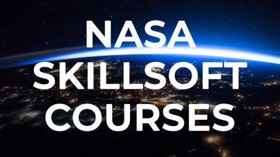 NASA Skillsoft Courses