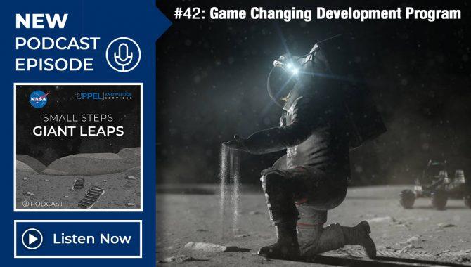 Podcast Episode 42: Game Changing Development Program