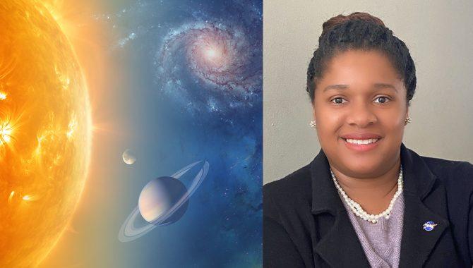 Human Exploration and Operations Mission Directorate CKO Zudayyah Taylor-Dunn. Credit: NASA