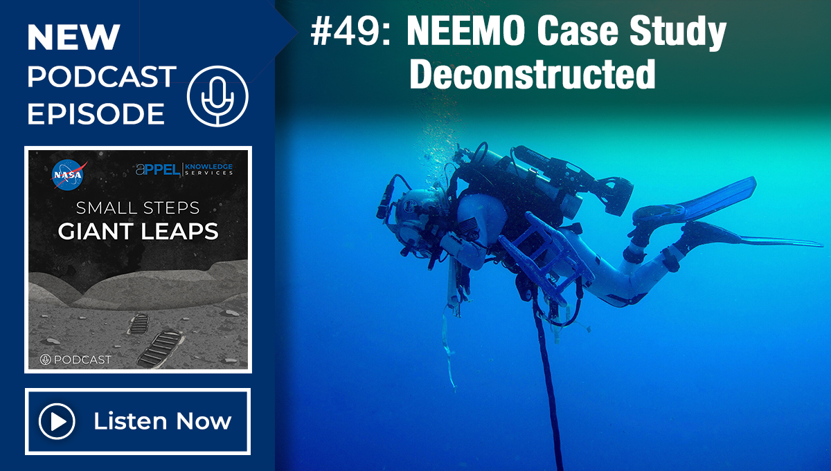 Podcast Episode 49: NEEMO Case Study Deconstructed