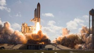 Hit the Bricks: STS 124 Flame Trench Mishap