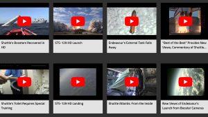 Space Shuttle Era Videos
