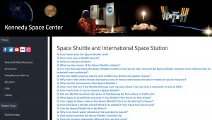 Space Shuttle and International Space Station