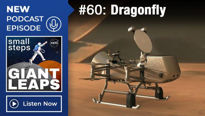 Podcast Episode 60: Dragonfly