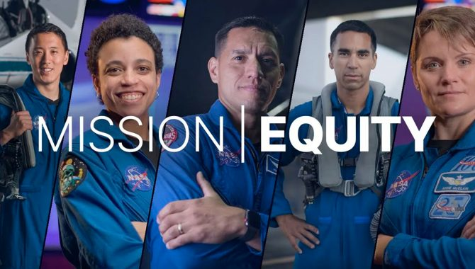 NASA is seeking input from the public to examine what potential barriers and challenges exist for communities that are historically underrepresented and underserved.