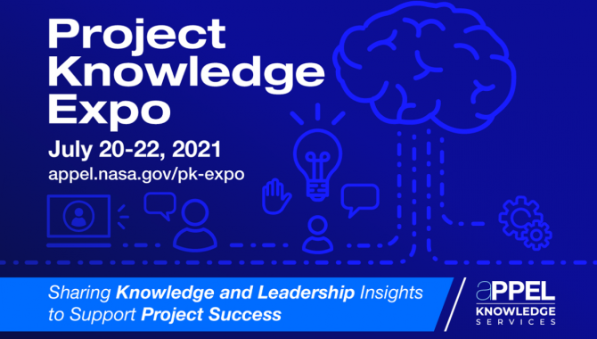 Project Knowledge Expo A Diverse, Lively Learning Event