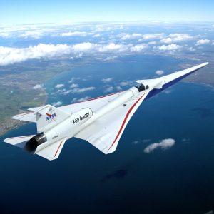 X-59 Airplane