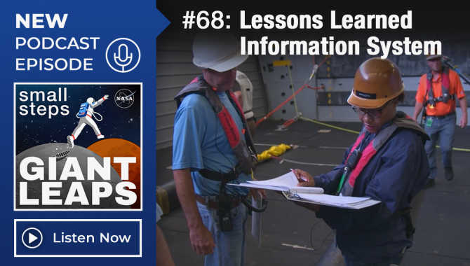 Podcast Episode 68- Lessons Learned Information System_social